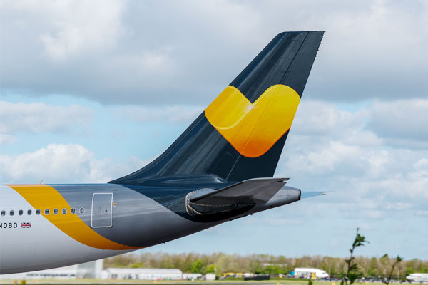 Thomas Cook raises summer Gatwick capacity by 12%