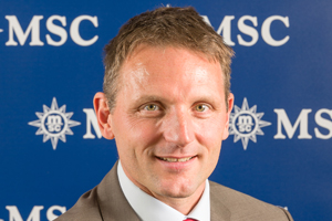 Hawke reassures agents as he takes on MSC role