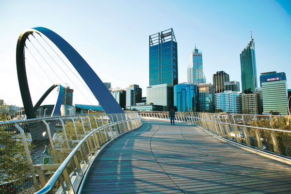 48 hours in Perth