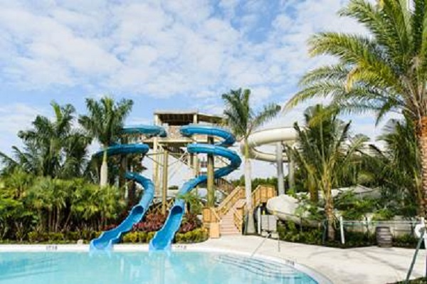 New $7.1 million waterpark opens at Florida hotel