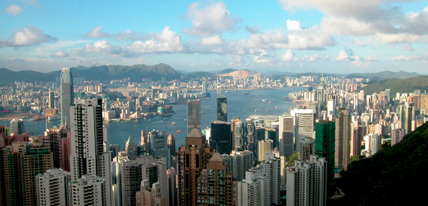 Hong Kong in two days