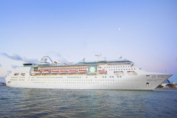 Royal Caribbean confirms Empress of the Seas for Cuba sailings
