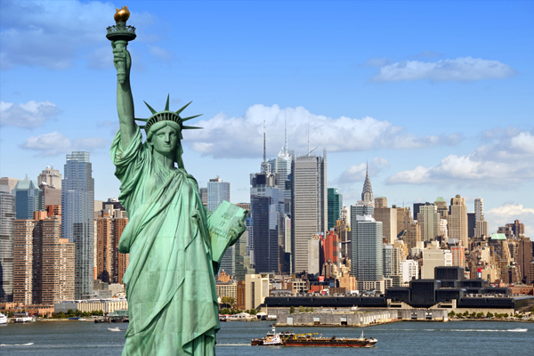America reveals 18% rise in UK visitor numbers