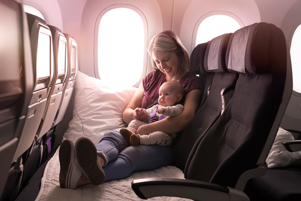 Air New Zealand unveils Skycouch enhancements