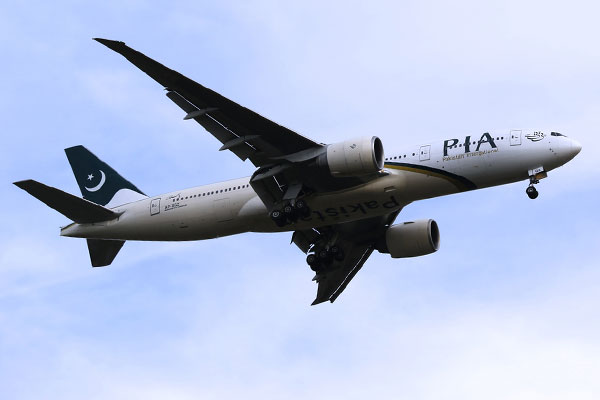 'Heroin seized' from PIA flight after landing at Heathrow