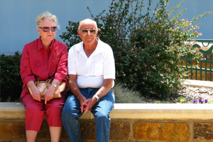 Older travellers account for majority of travel spend