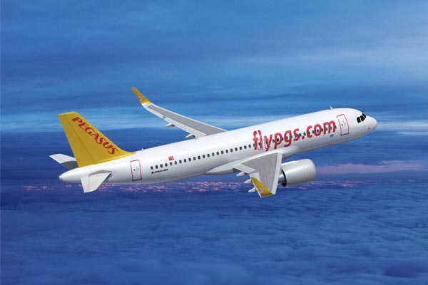 Pegasus Airlines reports double-digit growth