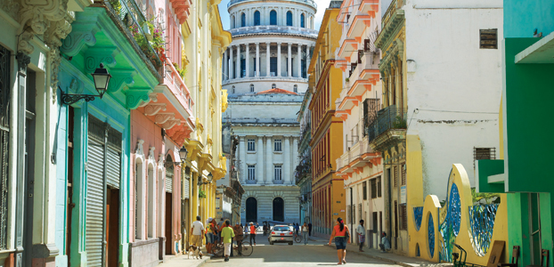 Caribbean: Havana good time