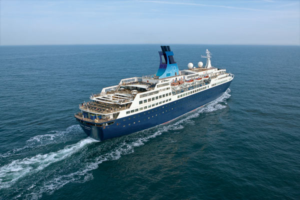 Saga to renew ocean fleet and considers fly cruise for future