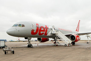 Jet2 parent to cut winter losses