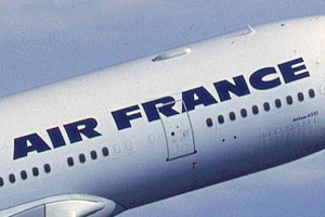 Air France aircraft diverted due to security alerts