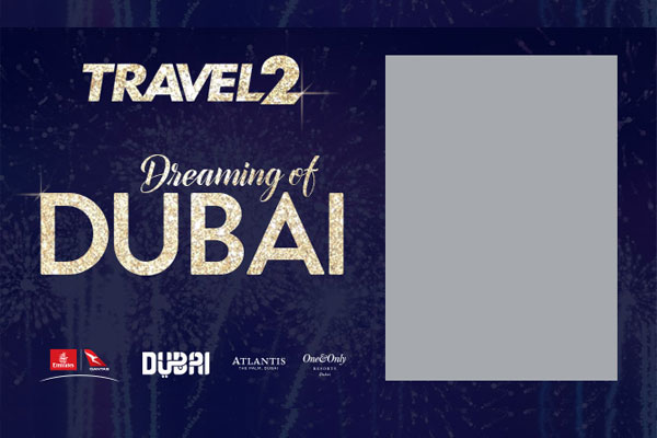 Make 5 qualifying bookings to Dubai with Travel 2 and receive a scratch card with a GUARANTEED prize!