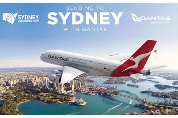 Spotlight: Send Me To Sydney
