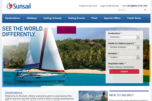 Sunsail rebrand to broaden appeal