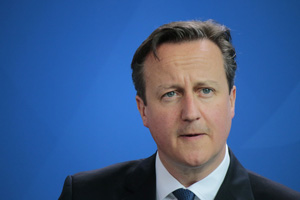 Cameron pledges airport expansion decision this year