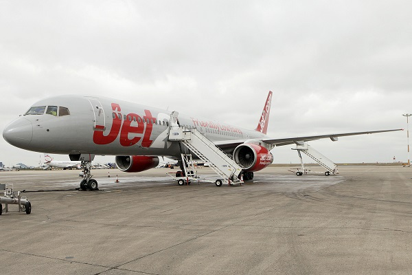 Jet2 flight diverted due to 'aggressive' stag do party behaviour