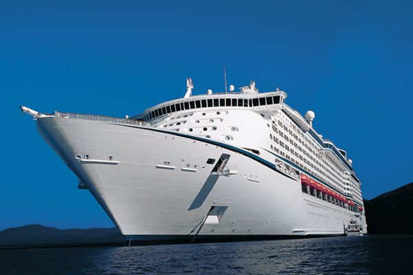 Woman 'survives for 38 hours in the water' after cruise ship fall
