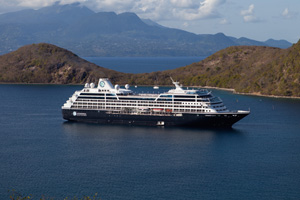 Azamara to offer first world sailing in 2018
