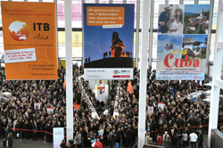 Economic gloom tops agenda at ITB travel show