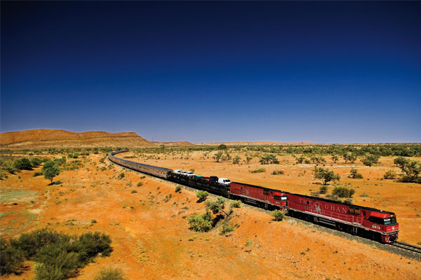 Indian Pacific celebrates centenary with new tours