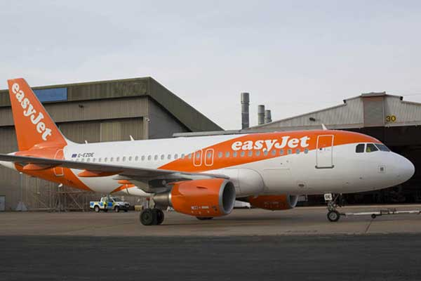 EasyJet launches drive to recruit more women pilots
