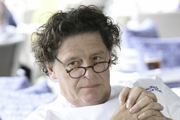 Marco Pierre White takes new role at P&O Cruises