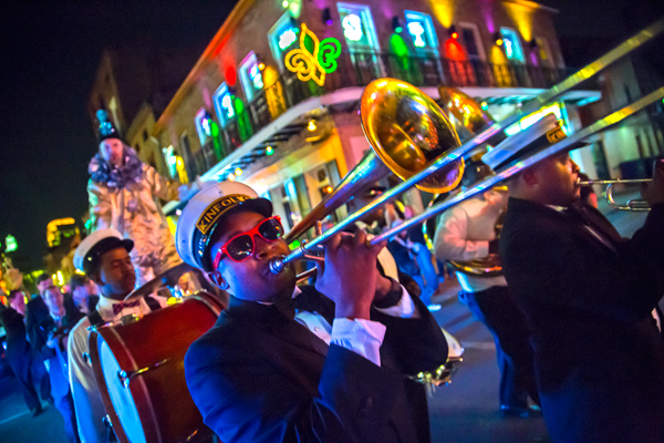 Newmarket promotes New Orleans in its 300th year