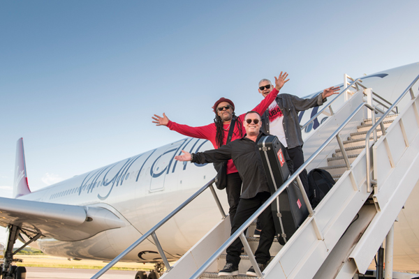 Virgin Holidays works with UB40 in post-Irma Caribbean push