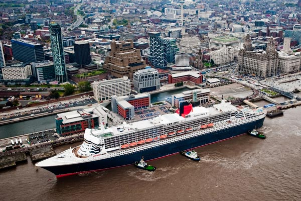 Agents welcome plans for new bigger Liverpool cruise terminal
