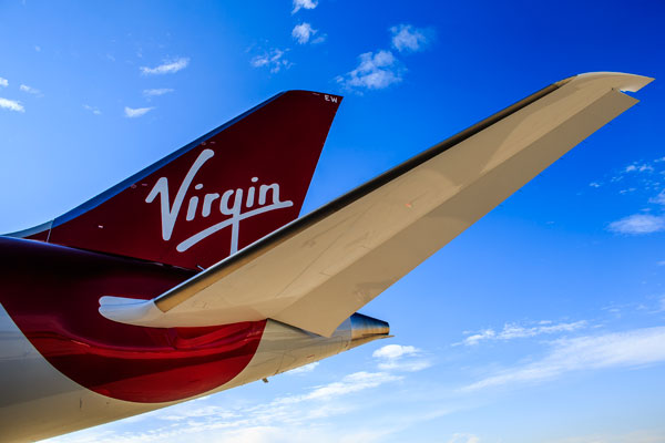 Virgin Atlantic reports £28 million loss