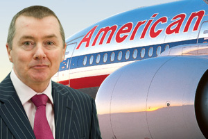 Walsh ponders bid for American Airlines