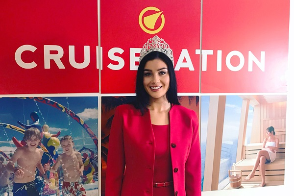 Cruise Nation recruits Miss Wales as brand ambassador