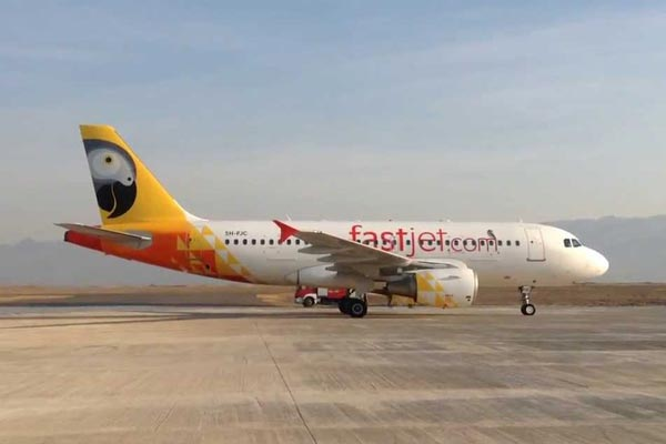 Fastjet boss and general counsel quit after criticism from Stelios