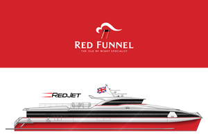 New £6m Red Jet ferry to be built on Isle Of Wight