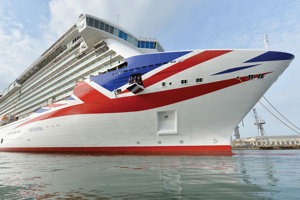 P&O Cruises hits Teenage Cancer Trust target five months early