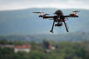 Drones a significant threat to airspace, says European trade body