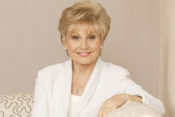 Angela Rippon to be godmother to Cruise & Maritime Voyages new Columbus ship