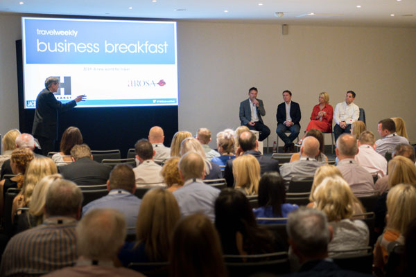 Abta 18: Business Breakfast debate highlights Brexit and climate change concerns