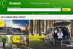 Europcar reports 6.2% revenue rise in first quarter of 2015
