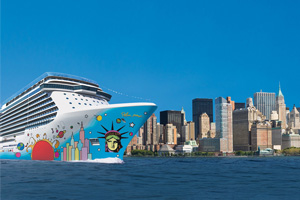 Norwegian Cruise Line posts higher third quarter profits and revenue