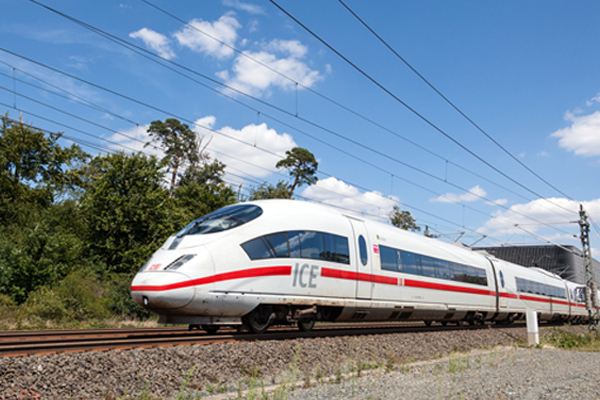 Hopes raised for high speed rail link between London and Frankfurt