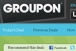 Groupon chief hits back at 'trash your brand' claims