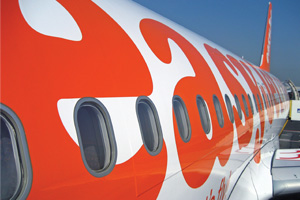EasyJet adds five winter routes