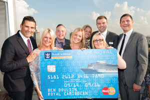 Royal Caribbean to invest £1.5m rewarding agents