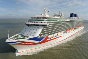 Dingle says P&O Cruises must be 'cruise brand for Britain'