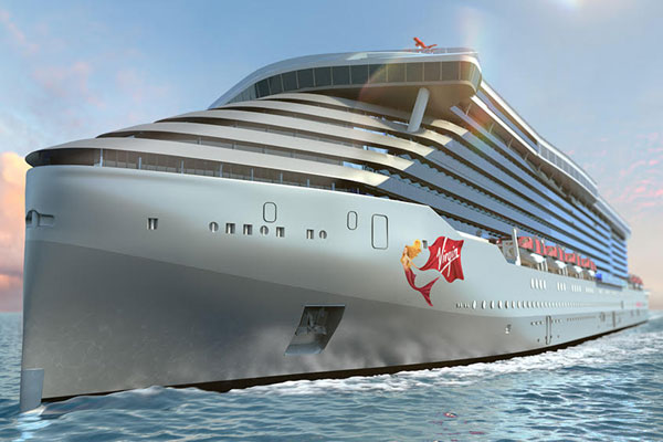 Virgin Voyages vows to get trade back on board