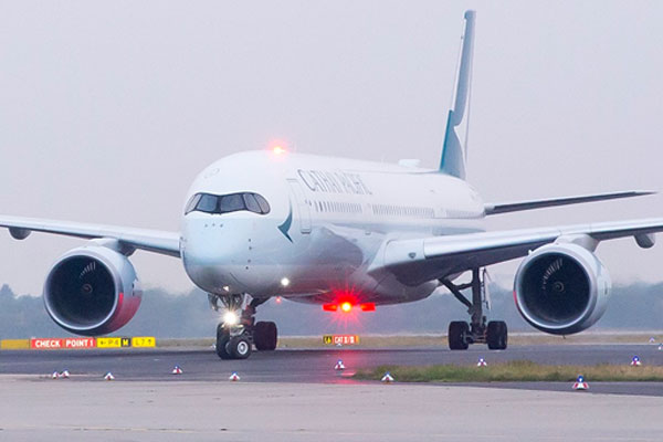 Cathay Pacific posts first back-to-back annual losses
