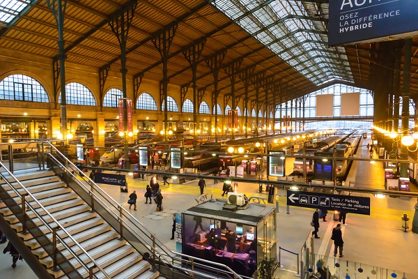 Paris Gare du Nord station to treble in size