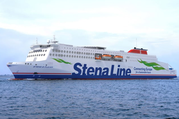 New fuel efficient vessels to operate on Stena Line's Irish Sea routes