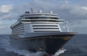 Child in hospital after Disney cruise pool incident